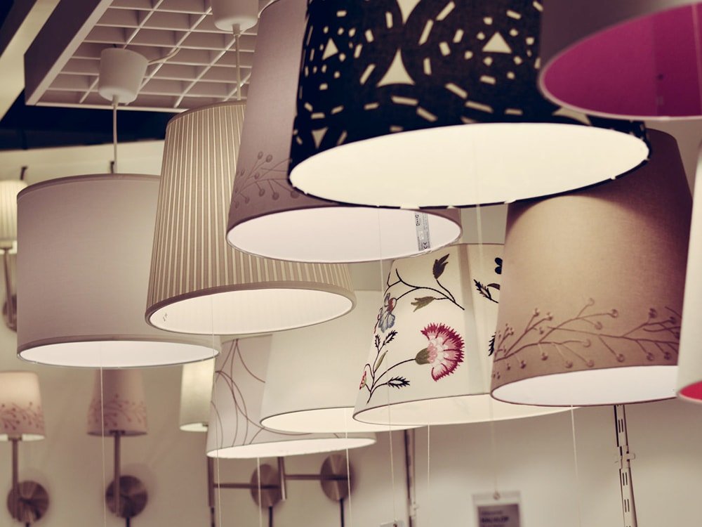 Piemme paralumi - Paralumi per lampade da tavolo ...